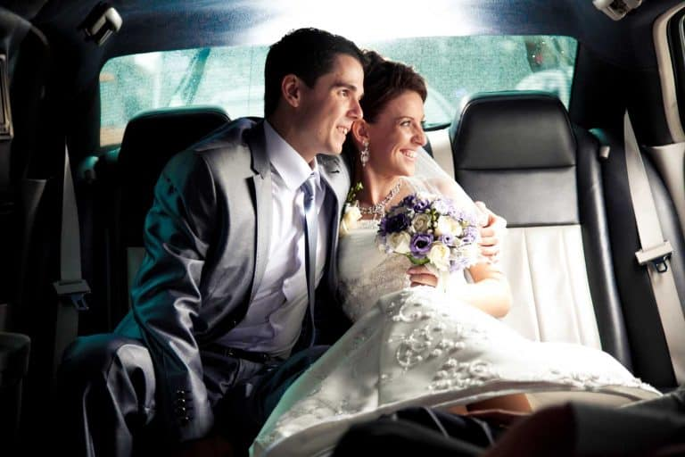 Wedding limousines and Transportation