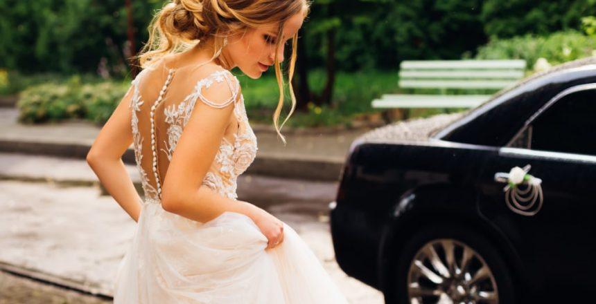 luxury wedding transportation in Virginia
